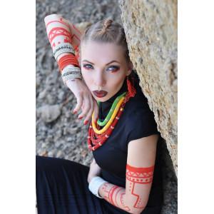 Африканские орнаменты