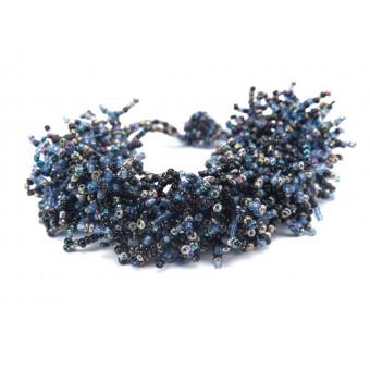 Объемный синий коралл - 0