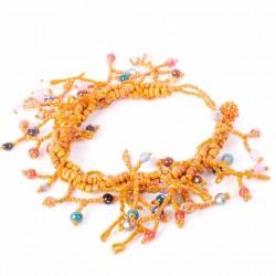 Пушистый оранжевый коралл