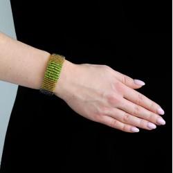 Каркасный зеленый