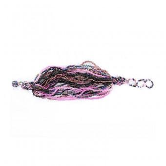 Разноцветные фиолетовые нити - 0