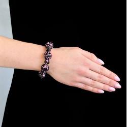 Шарики фиолетовые большие и маленькие