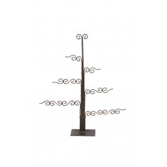 Дерево маленькое прямое темное - 0