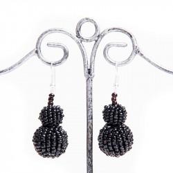Двойные черные шарики