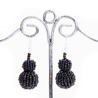 Двойные черные шарики - 0